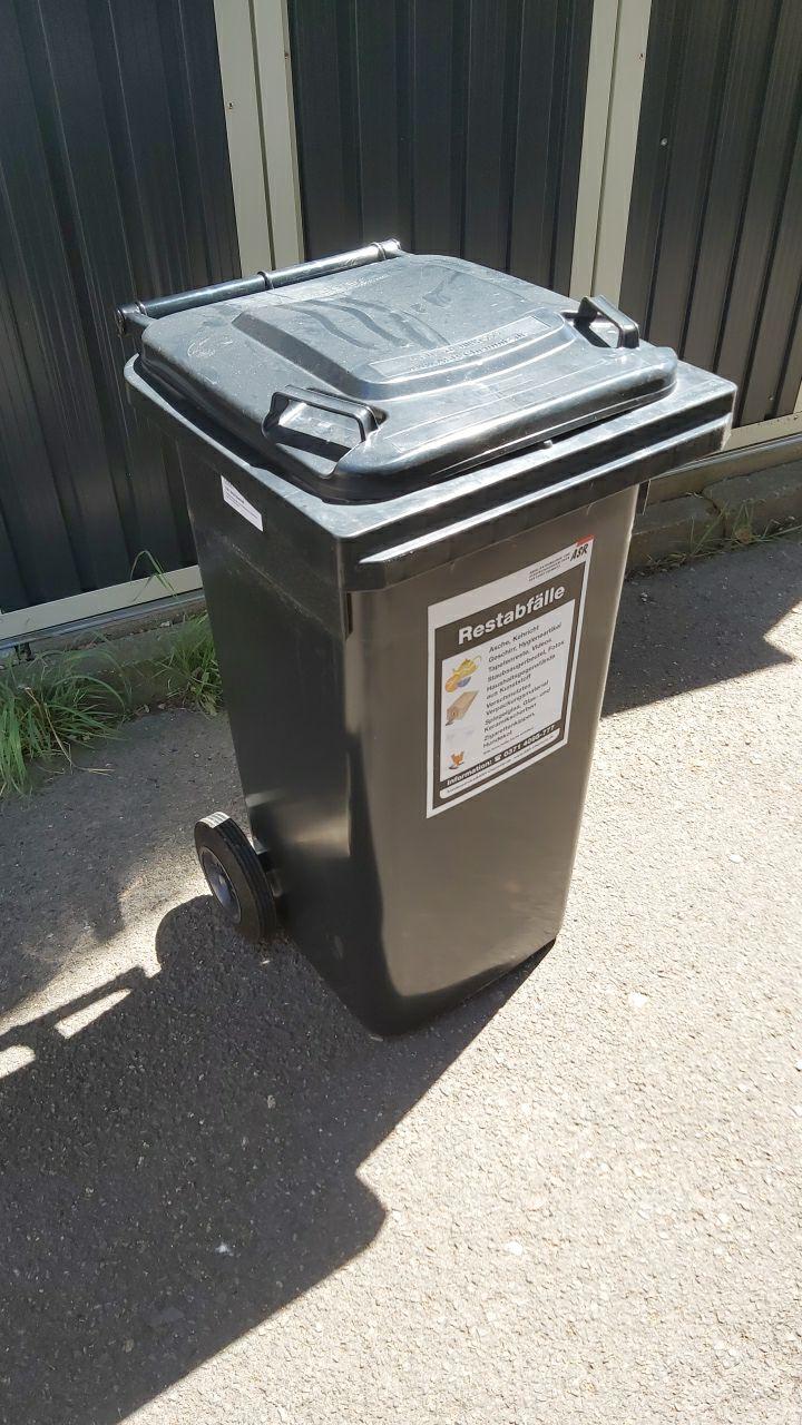 Müllentsorgung geklärt