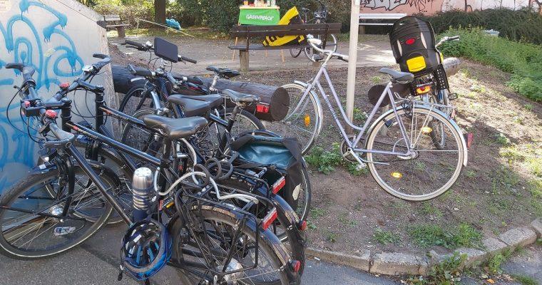 Radtour Urbane Gärten