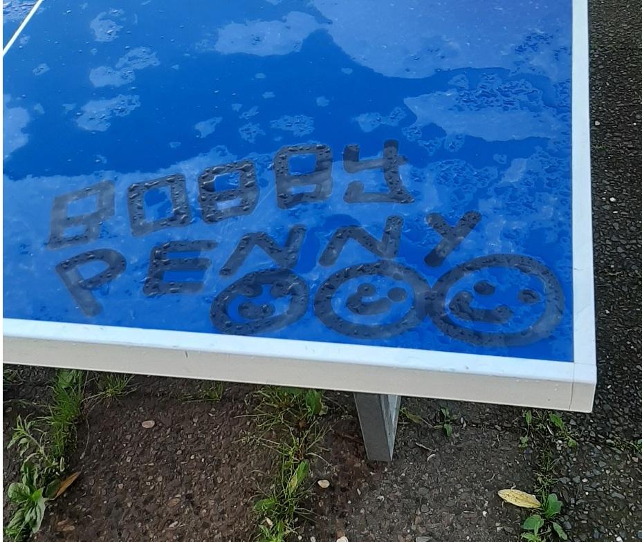 Sommer kommt mit Müll und Vandalismus